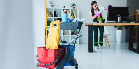 3 Reasons to Hire Professional Cleaners When Moving Your Office, Atlanta, Georgia