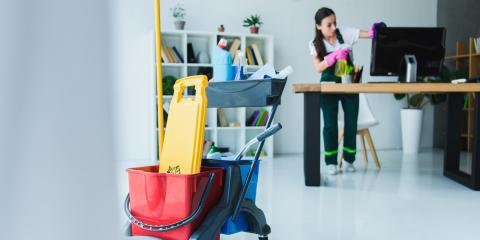 3 Reasons to Invest in a Janitorial Service Bond, Cincinnati, Ohio