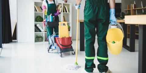 Stratus Building Solutions, Building Cleaning Services, Services, Saint Louis, Missouri