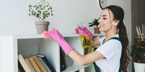 4 Reasons to Use Eco-Friendly Cleaning Supplies, La Crosse, Wisconsin