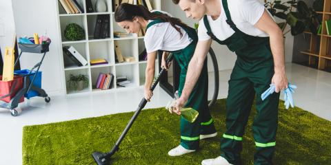 5 Benefits of Professional Carpet Cleaning for Your Business, Waterbury, Connecticut