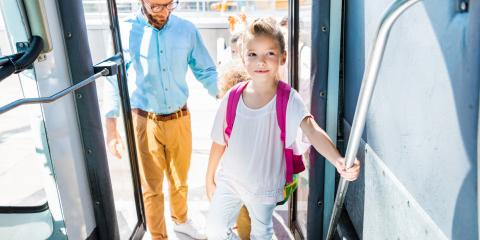 3 Tips for Keeping Kids Entertained on a Bus, Bolton, Connecticut