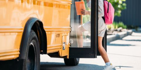 When Is My Child Ready to Walk to the Bus Alone?, Tallahassee, Florida