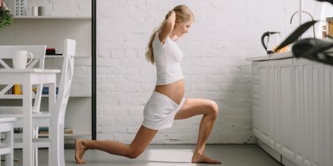 Why You Should Exercise During Pregnancy, Fairfield, Ohio