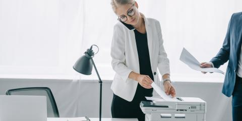 3 Ways Multi-Function Printers Can Boost Office Efficiency, Jessup, Maryland