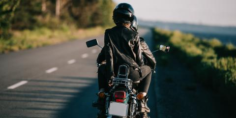 Georgia Motorcycle Helmet Laws & Injuries, Warner Robins, Georgia
