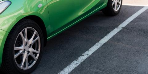 3 Signs Your Parking Lot Striping Needs to Be Redone, Lihue, Hawaii