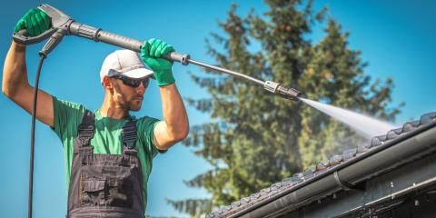 3 Reasons to Leave Roof Cleaning to a Professional, Milford city, Connecticut