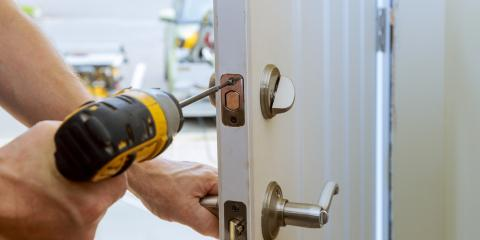 Locksmith Explains 4 Major Benefits of Deadbolts, Preston, Connecticut