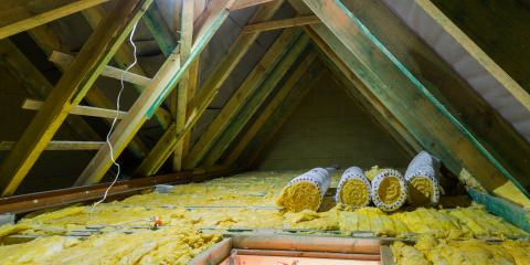 Can Mold Grow on Fiberglass Insulation?, Kalispell, Montana