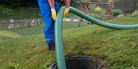 5 Signs You Need Septic Tank Cleaning, Brady, Michigan