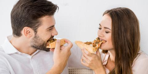 Why Share a Pizza on a First Date?, Crossville, Tennessee