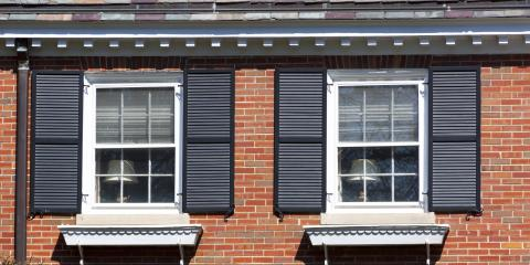3 Benefits of Exterior Shutters , Mack, Ohio