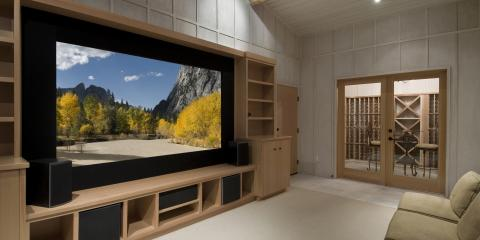 3 Items to Include in Your Home Theater, Cincinnati, Ohio