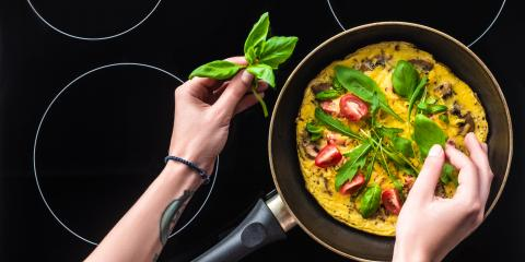 Where Did the Omelet Originate?, Lakeland, Minnesota