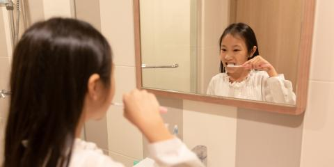 How Long Should Children Brush Their Teeth?, Kahului, Hawaii