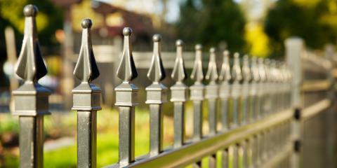 4 Benefits of Aluminum Fences, Green, Ohio