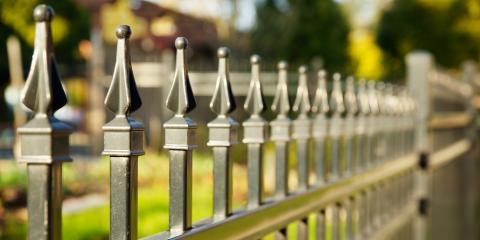 Which Fence Materials Are Most Durable?, Cookeville, Tennessee