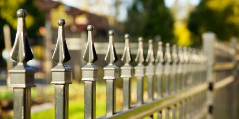 4 Types of Fences to Consider Installing, Ellensburg, Washington