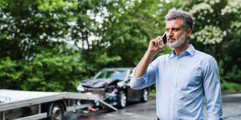 How to Reduce Injuries During a Car Accident, Lincoln, Nebraska