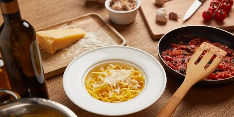 Your Guide to Pasta & Sauce Pairings , Branson West, Missouri