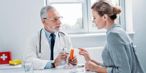 4 Questions to Ask Your Doctor About a New Prescription, Mill City, Oregon