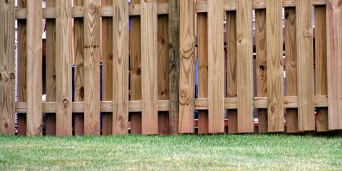 What to Consider for Fence Installation on a Hill, Ewa, Hawaii