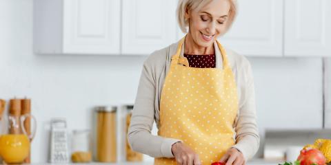 3 Senior-Friendly Kitchen Features, Seneca, Wisconsin