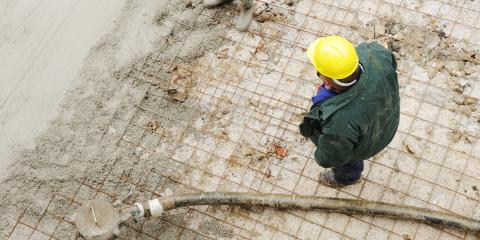 How to Protect Your Crew From Concrete Burn, O'Fallon, Missouri