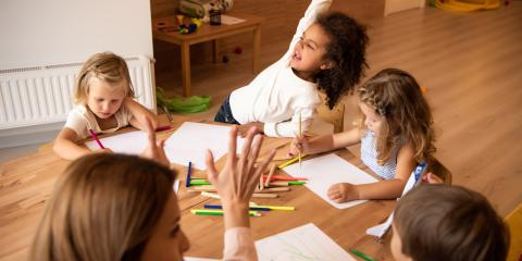 Why You Should Enroll Your Child In Preschool, Lexington-Fayette Northeast, Kentucky