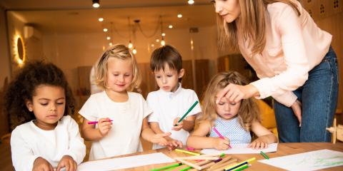 Child Care Experts Explain 3 Reasons Working in Groups Is Important for Kids , Newport-Fort Thomas, Kentucky