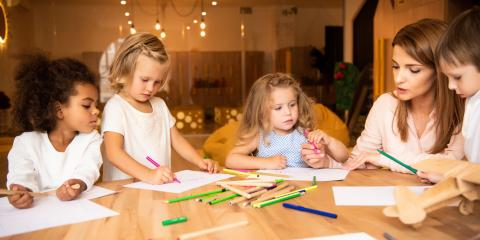 The Academic Benefits of Attending Day Care, Texarkana, Texas