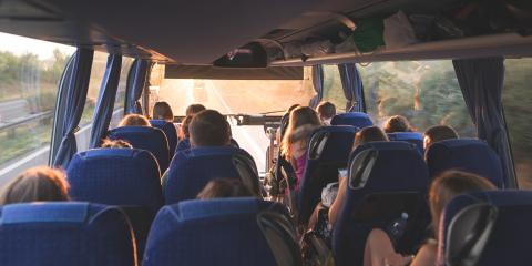 4 Reasons to Rent a Charter Bus, Hastings, Minnesota