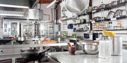 3 Tips for Designing Optimal Commercial Custom Kitchens, Brooklyn, New York