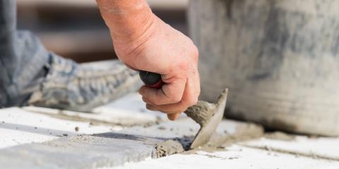 How to Repair a Concrete Crack, Windham, Connecticut
