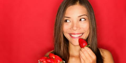 NY's Best Dentist Reviews 3 Foods That Cause Discolored Teeth, Perinton, New York