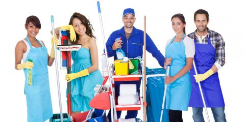 3 Benefits of Receiving Professional Office Cleaning Services, Mesa, Arizona