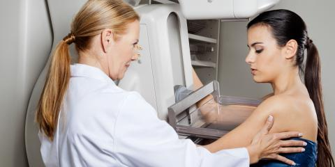 Why You Should Schedule a Mammogram, North Little Rock, Arkansas