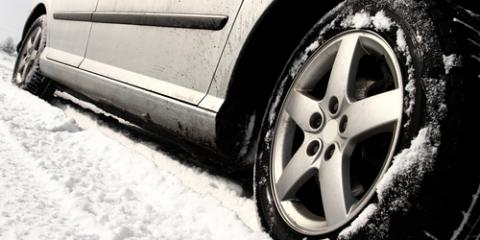 Auto Service Center Reveals the Difference Between Winter & All-Season Tires, High Point, North Carolina