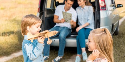 5 Ways to Entertain and Keep Children Calm While Waiting on a Towing Service, Tomah, Wisconsin