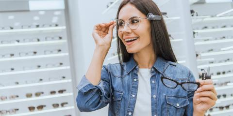 How to Choose the Right Glasses for Your Face, Brunswick, Ohio