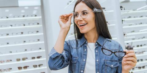 A Quick Guide to Maintaining Eyeglasses, Montgomery, Ohio