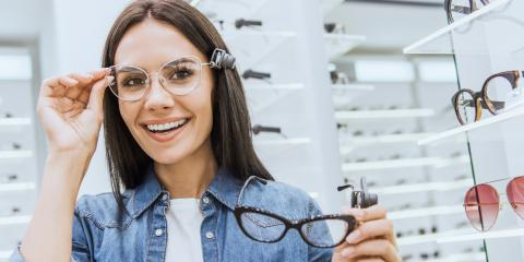 3 Reasons to Keep a Spare Pair of Eyeglasses, Purcell, Oklahoma