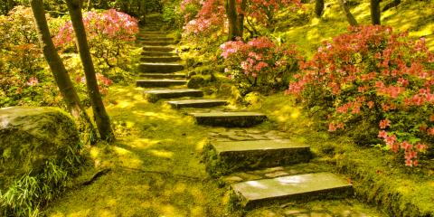 3 Stairway Ideas to Inspire Your Landscape Design, Waikane, Hawaii