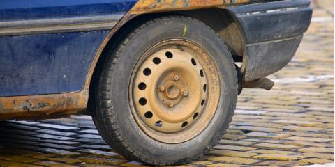 Cincinnati Body Shop Gives Advice on What to Do About the Rust Under Your Car's Paint, Cincinnati, Ohio