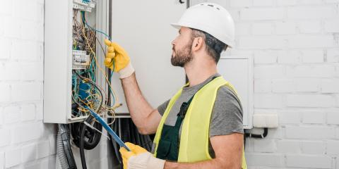 5 Signs You Need to Update Your Electrical System, Montgomery, Ohio
