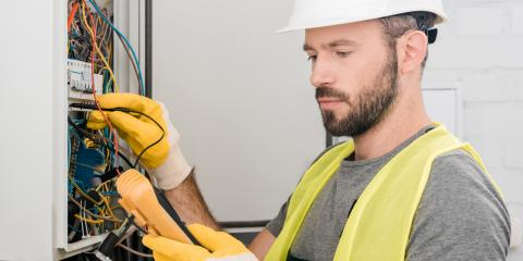 4 Reasons Why Professionals Should Do Electrical Work, Bluefield, West Virginia