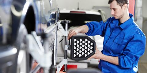 3 Signs You Need a Wheel Alignment, Stillwater, Minnesota