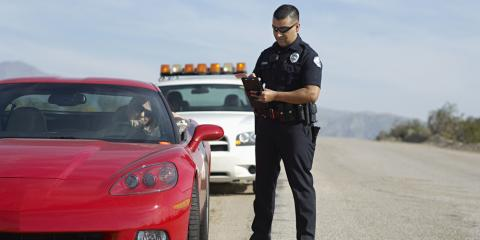 Top 3 Most Common Traffic Law Infractions, Troy, Missouri