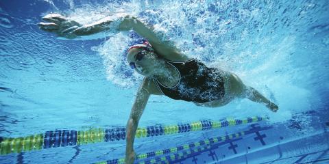 A Sports Medicine Clinic on the 3 Health Benefits of Swimming, Honolulu, Hawaii